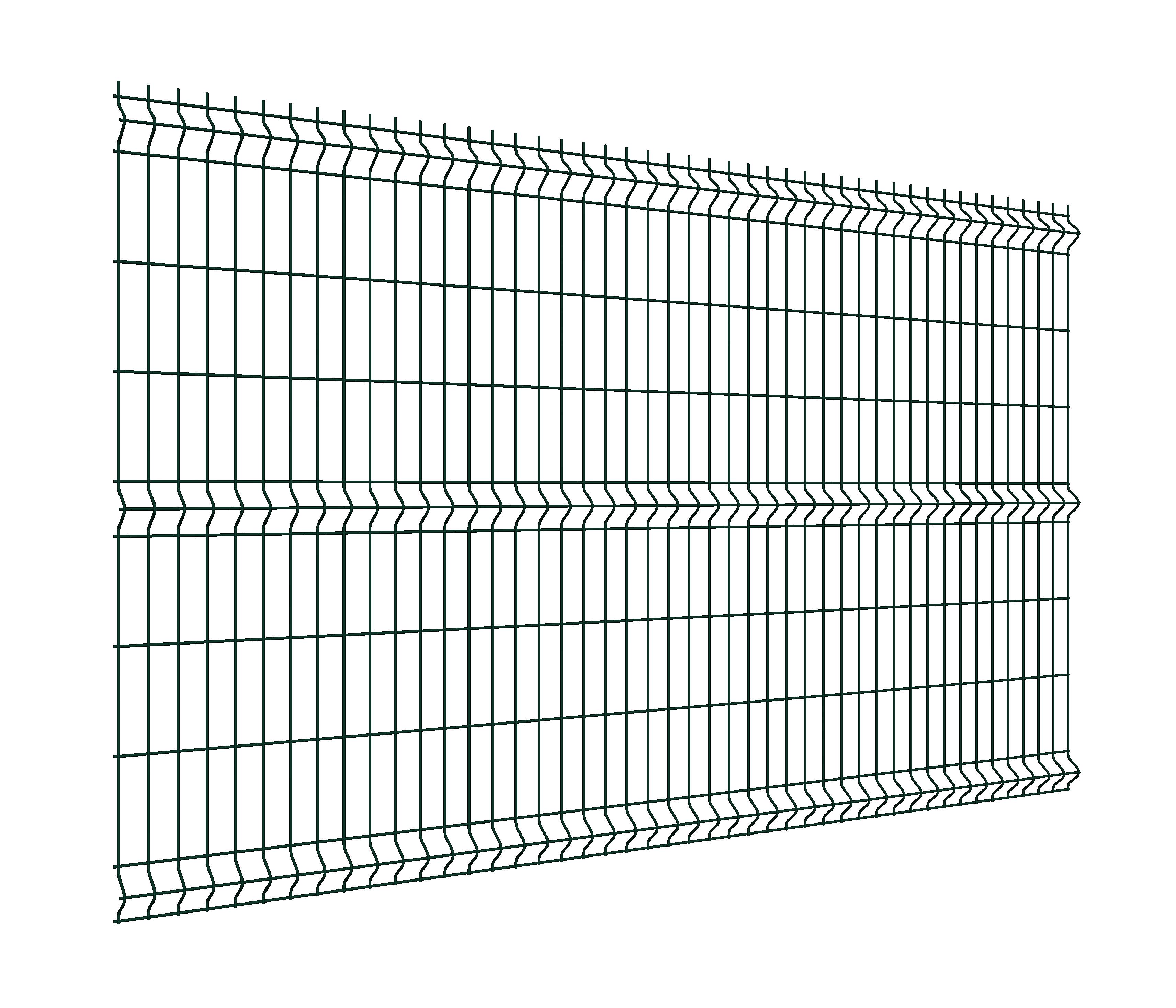 3D 1,53х2,5 RAL6005