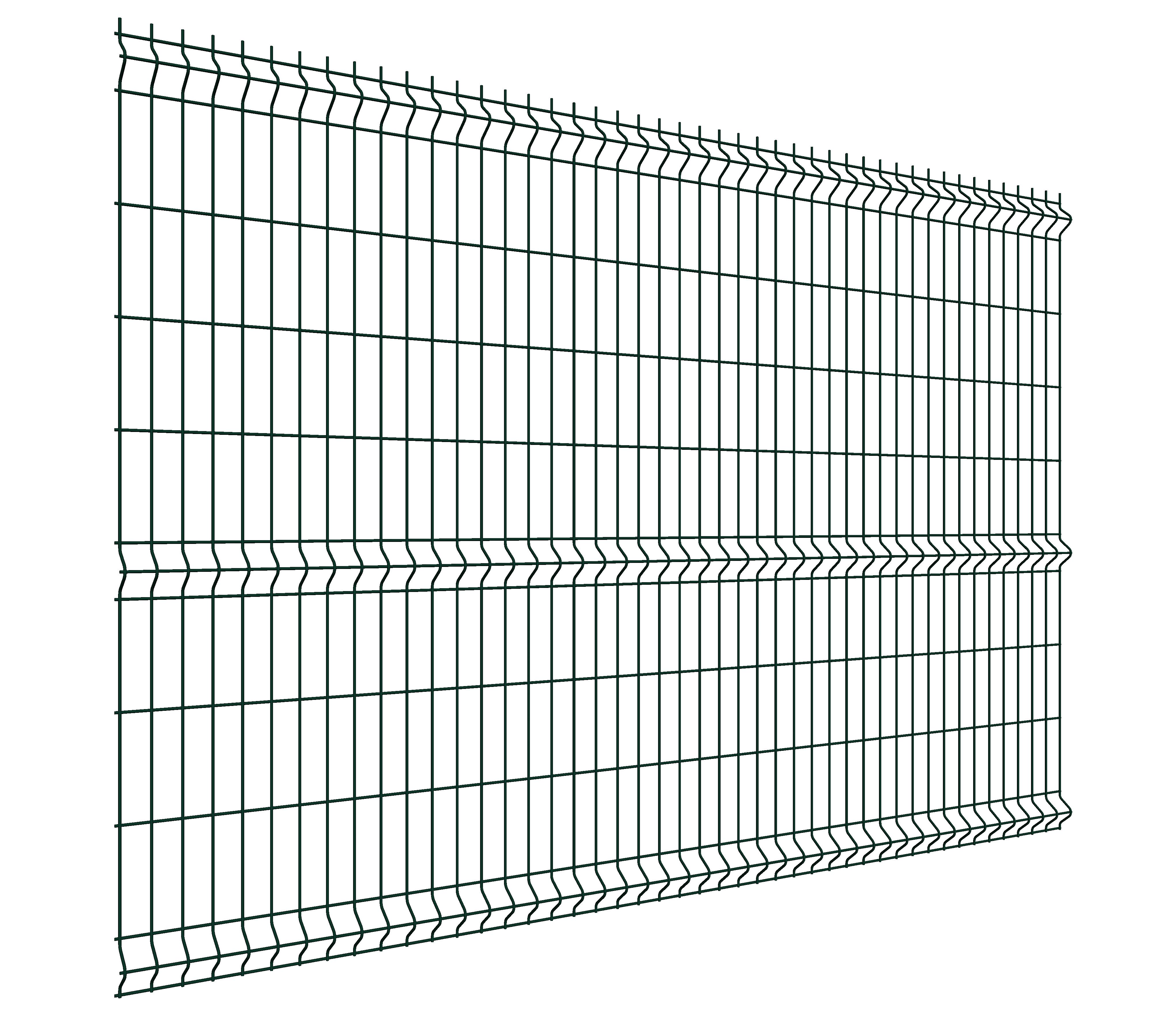 3D 1,73х2,5 RAL6005